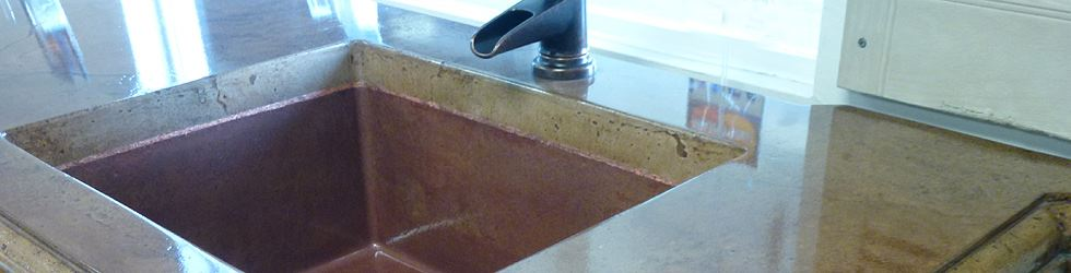 Concrete Countertops -