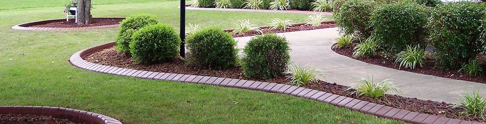 for any surface landscape curbing great borders for any landscape or